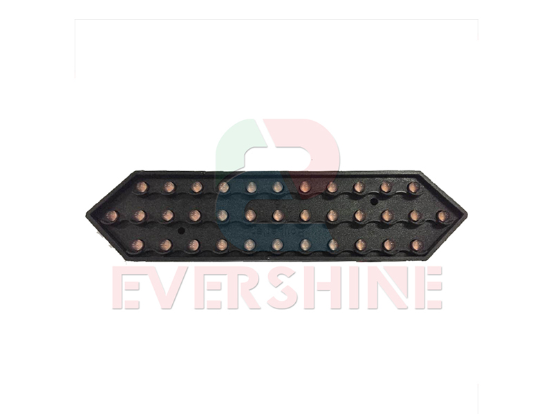 led gas station price board 15 inch red color Outdoor waterproof