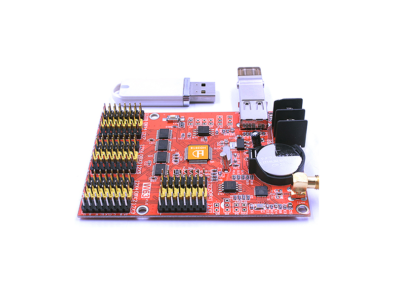 HD-W63 Support usb and wifi wireless control card